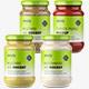 Food Jar Mockups - GraphicRiver Item for Sale