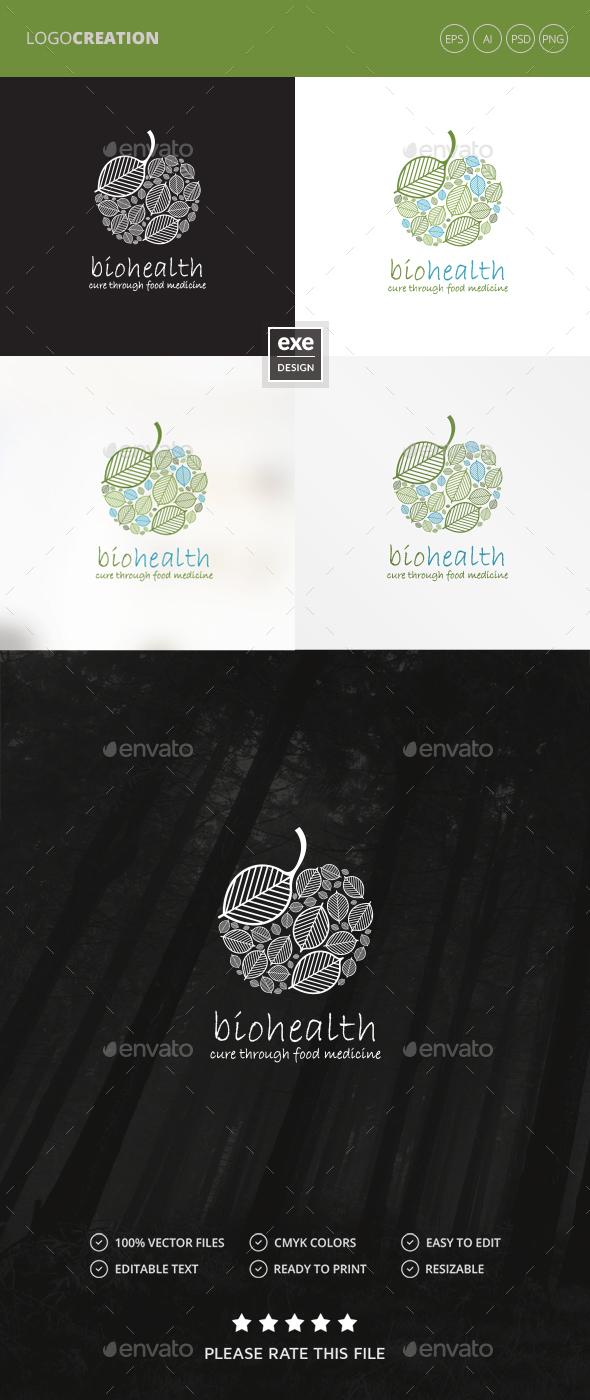 Apple Logo - Nature Logo Templates