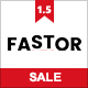 Fastor - Multipurpose Responsive Opencart Theme Nulled