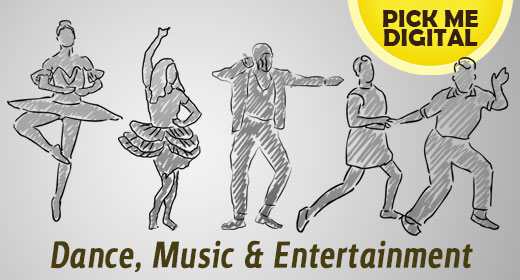 Dance, Music & Entertainment