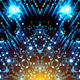 Blue Kaleidoscope - VideoHive Item for Sale