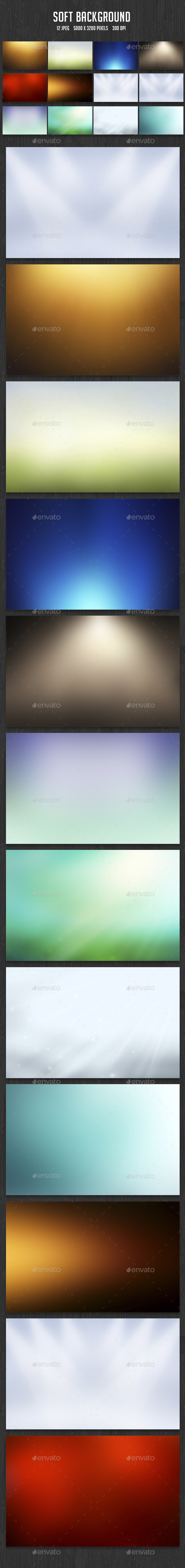 12 Blur Background - Backgrounds Graphics