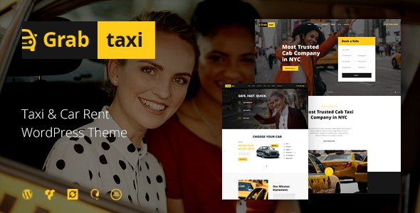 Grab Taxi | Online Taxi Service