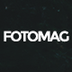 Fotomag - A Silky Minimalist Blogging Magazine WordPress Theme For Visual Storytelling - ThemeForest Item for Sale