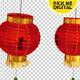 Chinese Lantern Left Panning