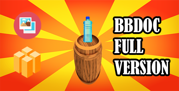 Bottle Flip - BBDOC - FULL VERSION - CodeCanyon Item for Sale