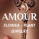 Amour - Shop WordPress theme - Flower - Jewelry - Handmade - Gift - ThemeForest Item for Sale