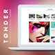 Tonder - Minimal Multipurpose WordPress Theme - ThemeForest Item for Sale