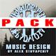 Extreme Sport Hip-Hop Pack