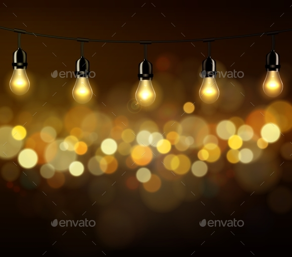 GraphicRiver Abstract Bokeh Background 20264995