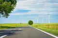 Drive through the wind farm - PhotoDune Item for Sale