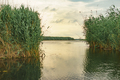 The Danube delta at sunset - PhotoDune Item for Sale