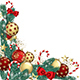 Christmas Garland - GraphicRiver Item for Sale