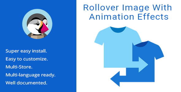 Rollover Image With Animation Effects - CodeCanyon Item for Sale