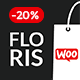 Floris - Fashion Shopping Theme