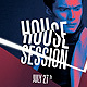 DJ House Flyer - GraphicRiver Item for Sale