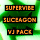 Supervibe - Sliceagon - VideoHive Item for Sale