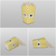 Popcorn Box Mockup - GraphicRiver Item for Sale