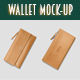 Wallet Mock-up - GraphicRiver Item for Sale