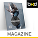 Magazine Template - InDesign 24 Page Layout V13 - GraphicRiver Item for Sale