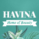 Havina - Beauty Care Magento 2 Template