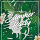 Summer Party Poster - GraphicRiver Item for Sale