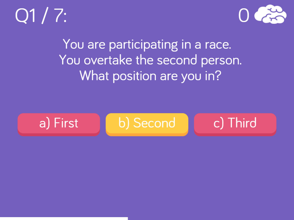 Quiz game html5 game by demonisblack codecanyon for Javascript quiz template