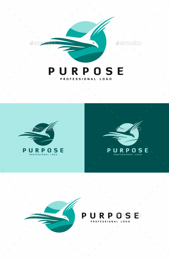 Bird - Animals Logo Templates
