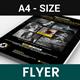 Photographer Photography Flyer