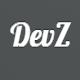DevZ - Personal Portfolio Template