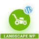 Garden & Landscape WordPress | Grass Garden & Landscape Nulled