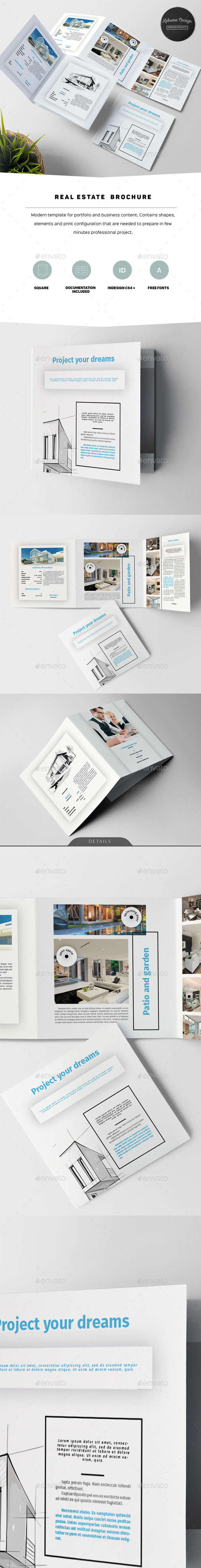 Real Estate Brochure - Informational Brochures