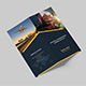 Brochure – Logistic Bi-Fold DL - GraphicRiver Item for Sale