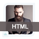 vCard HTML Template - ThemeForest Item for Sale