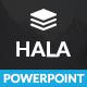 Hala Powerpoint Presentation Template
