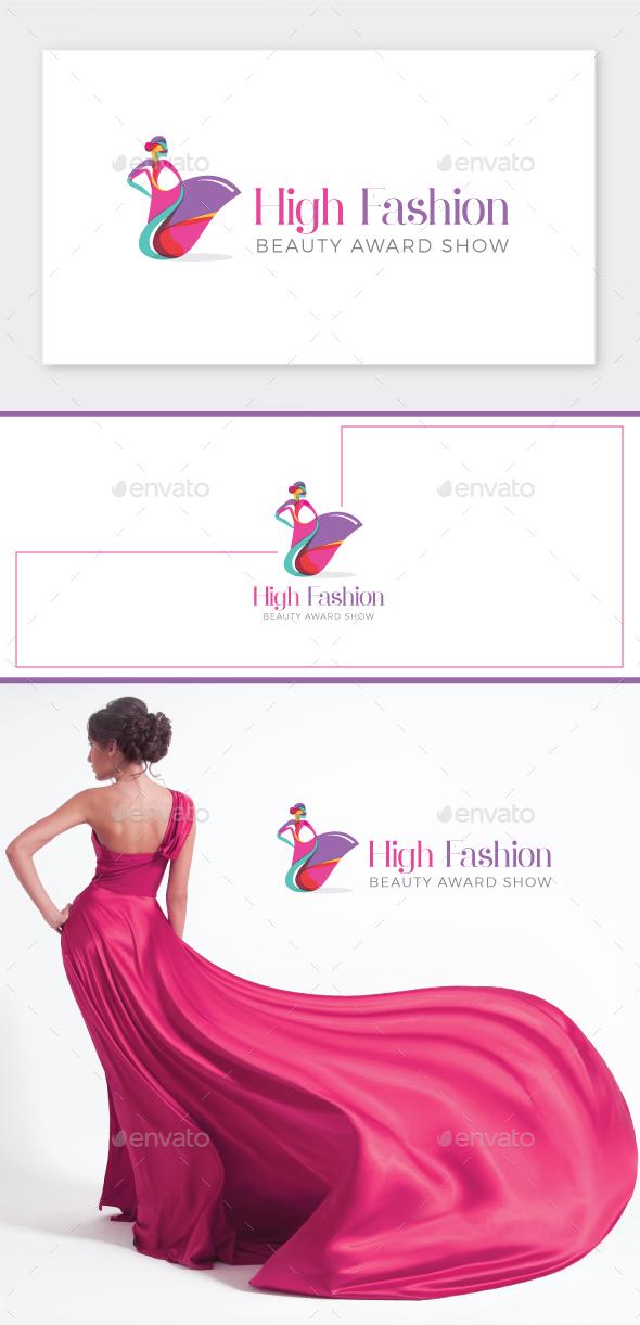 Fashion logo - Humans Logo Templates