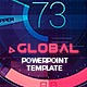 Global Sci Fi PowerPoint Template