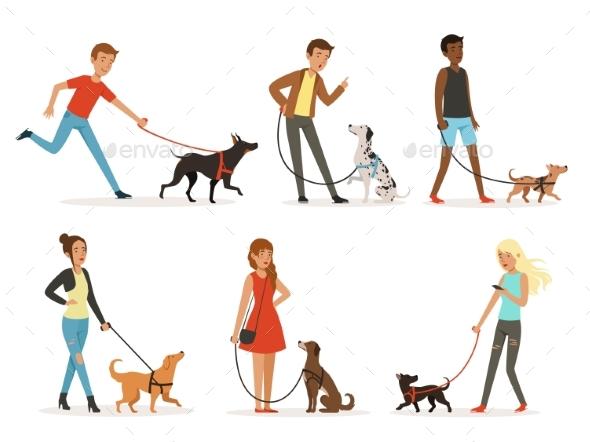 Animal Friendship.  - Characters Vectors