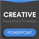 Creative Multipurpose PowerPoint Template - GraphicRiver Item for Sale