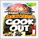 Backyard Cook Out Party Flyer - GraphicRiver Item for Sale
