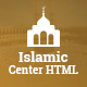 Islamic Center Responsive HTML Template Nulled