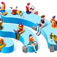 Wi-fi Connecting Isometric People Vector Social Graphics