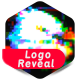 Glitch Binary Logo Reveal - VideoHive Item for Sale
