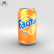 Fanta Orange Can 12 FL