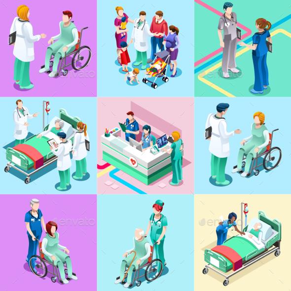 Nurse Images Clip Art Pictures - Vectors