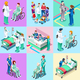 Nurse Images Clip Art Pictures - GraphicRiver Item for Sale