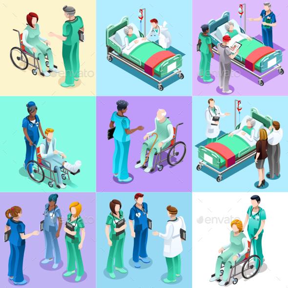 School Nurse Clip Art Images - Vectors