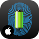 Fingerprint charger Battery Prank - iOS Xcode