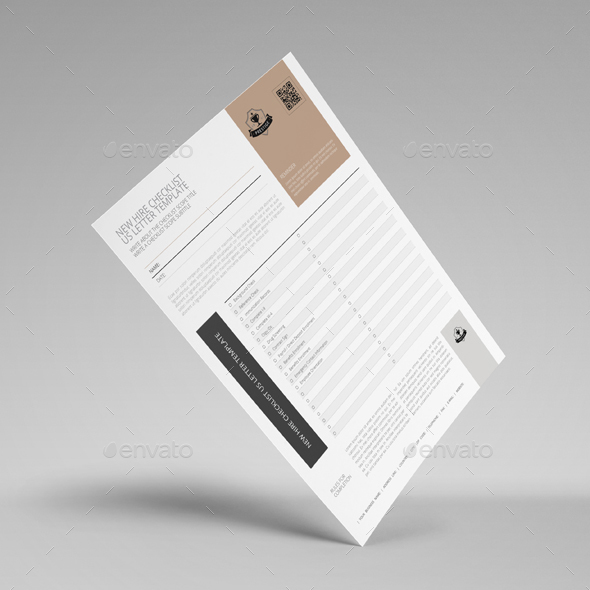 new hire letter template