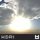 High Resolution Sky HDRi Map 088